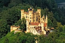 gallery of ad classics neuschwanstein castle eduard riedel 12
