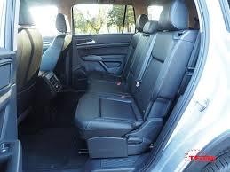 volkswagen atlas interior seating 2018 volkswagen atlas american size 3 row suv with european flair