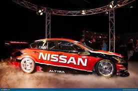 nissan supercar ausmotive com 2013 nissan altima v8 supercar revealed