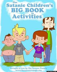 florida satanic church pass children u0027s coloring books