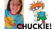 Chuckie Finster Halloween Costume Chuckie Finster Halloween Costume Diy Rugrats