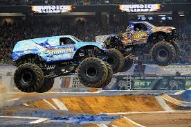 monster truck jam houston 2015 stone crusher in atlanta round 2 monster jam fs1 chionship series