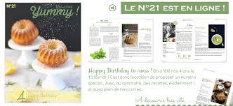 magazine cuisine en ligne magazine