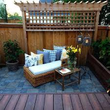 Ideas For A Small Backyard Pergola Ideas For Small Backyards U2013 Instavite Me
