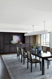 Designer Dining Rooms Dining Room Decor In New York City Photos Architectural Digest