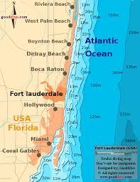 map of ft lauderdale fort lauderdale map gooddive com