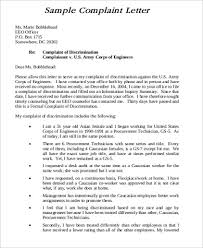 sample formal complaint letter 8 examples in word pdf