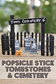 Easy To Make Halloween Decorations Best 25 Diy Halloween Village Ideas On Pinterest Dollar Store