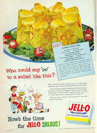 jello salads for thanksgiving treasures and musings modern graphic history library