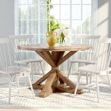 60 inch kitchen table 60 inch round dining table set wayfair