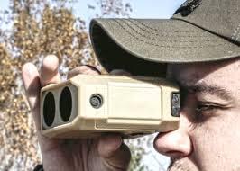 newcon lrm 3500m laser range finder monocular with gps receiver