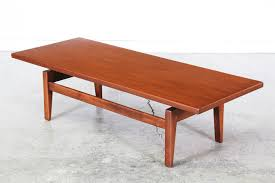 jens risom floating top coffee table vintage supply store