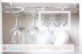 Wine Glass Storage Cabinet by Kitchen Cabinet Storage Stay Glassy How To Organize