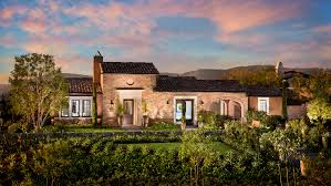 tuscan style houses the estates at del sur new homes in san diego ca 92127