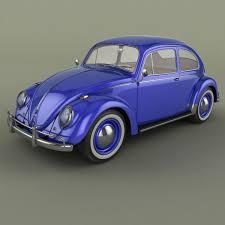 volkswagen beetle clipart volkswagen beetle 1958 3d model cgtrader