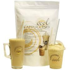 dinkum cappuccino cool milkshake mix