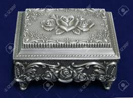 ornamental jewellery box stock photo picture and royalty free