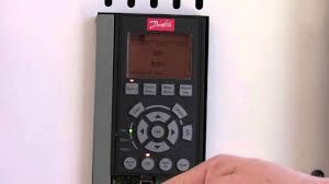 vfd training danfoss fc102 vfd nha tutorial variable frequency