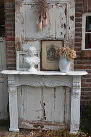 best 25 shabby chic fireplace ideas on pinterest shabby chic