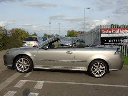 saab 9 3 convertible 1 9 tid vector 2d for sale parkers