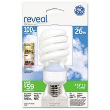 100w cfl light bulbs bulb 100w cfl reveal cleaner corner