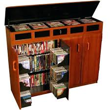 Oak Cd Storage Cabinet Cd Dvd Storage Furniture Wood Cd Storage Cabinet Uk Dark Wood Cd