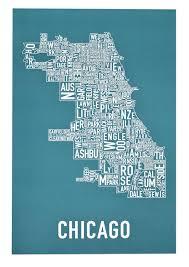 Neighborhoods Of Chicago Map by Chicago Neighborhood Map 22