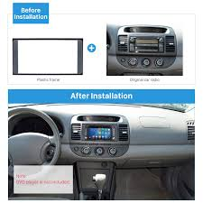 nissan micra radio code 98mm double din 2006 toyota camry vios corolla wish altis 4500 car