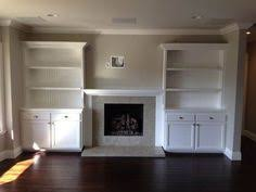 Built In Bookshelves Around Tv by Built In Bookcases Around Fireplace Bing Images Living Room