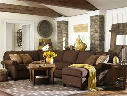 Curved Sofas For Small Spaces Pleasing Curved Sectional Sofa Living Room Ideas For A Small Space
