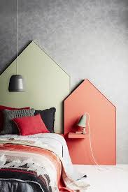 Design For Headboard Shapes Ideas Diy Headboard Idea For Kids Via Act Production Furniture And