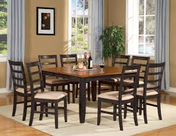 8 Seater Dining Room Table Manhattan Piece Dining Set Gamfabroz With Regard To Seater Square