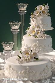 tiered wedding cakes 3 tier wedding cake stands wedding corners