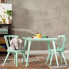 Step 2 Traditions Table Chair Set 3 To 4 Year Old Kids U0027 Table U0026 Chair Sets You U0027ll Love Wayfair
