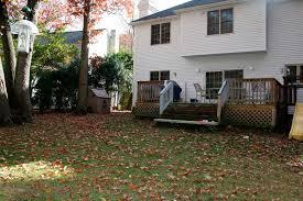 backyard retreat near boston traditional home