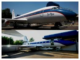 elvis plane elvis presley s private jets to go on auction autoevolution