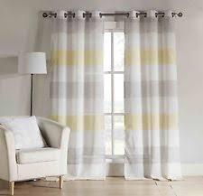 Cabana Curtains Gray Curtains Ebay