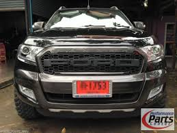 front grill ford ranger nn front grill ford ranger t6 15 facelift performance
