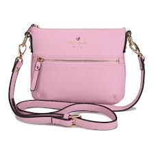 light pink kate spade bag kate spade new york cobble hill tenley crossbody leather bag