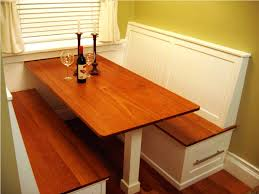breakfast nook bench with storage plans tags classy kitchen nook