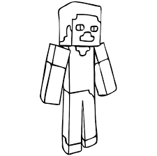 minecraft 101 video games u2013 printable coloring pages