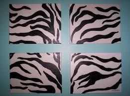 Teal And Brown Wall Decor Brown Zebra Print Wall Decor Zebra Wall Decor Idea U2013 Room