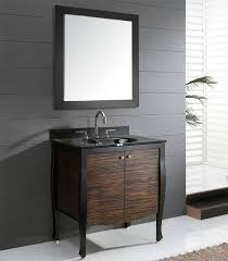 30 In Bathroom Vanity Avanity Venisia 30 Bathroom Vanity Black Granite Top