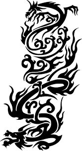 dragon tribal tattoo design tattoo picture photos and design