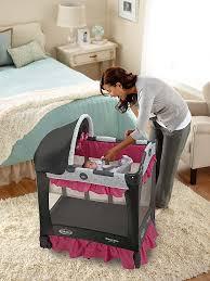 Bassinet Converts To Crib by Amazon Com Graco Pack U0027n Play Playard Travel Lite Crib Alma Baby