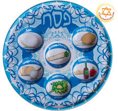 traditional seder plate seder plate bb pack of 10