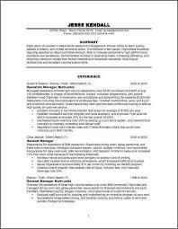 restaurant resume template 28 images restaurant assistant