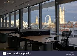 View Interior Of Homes Home Office Marsham Street London Office Interior With View Of