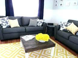 black and gray living room navy blue yellow gray living room shopvirginiahill com