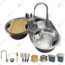 stainless corner sink bathkithcen 88 6 88 6 22 space saving corner stainless steel